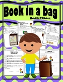 Book in a Bag - Book report