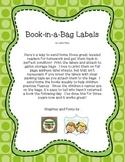 Book-in-a-Bag Labels
