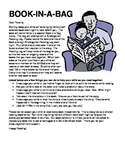 Book-in-a-Bag Parent Letter