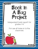 Book in a Bag Project for Elementary Readers