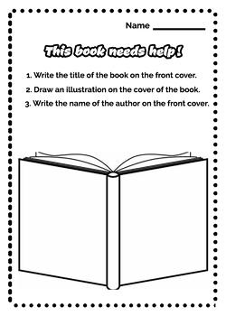 Book needs your help