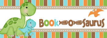 Book-o-saurus Bookmarks