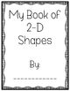 My Book of 2-D Shapes