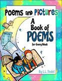 Book of 70+ Original Illustrated Poems- COLOR Version!