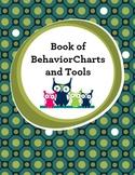 Behavior Intervention: Book of Behavior Charts and Tools