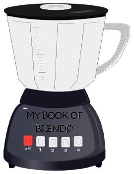 Book of Blends Craftivity