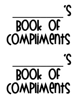 Book of Compliments