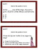 Book of Esther Task Cards