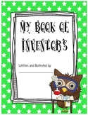 Book of Inventors Language Arts Social Studies Unit