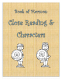 Book of Mormon Characters and Close Reading