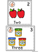Number Book, 1-5- Back to School Edition