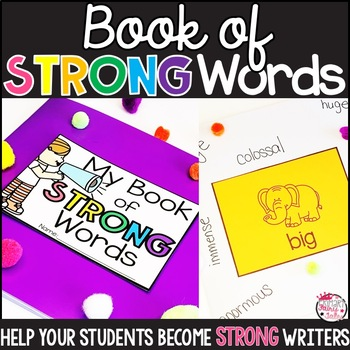 Book of STRONG Words