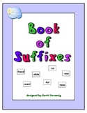Book of Suffixes Worksheets: enhancing vocabulary by learning suffixes