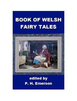Book of Welsh Fairy Tales
