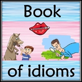 Book of idioms.
