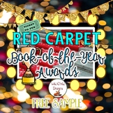 Book-of-the-Year Awards Project: FREE SAMPLE for End of th