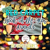 Book of the Year Red Carpet Awards: Persuasive Writing & Critical Thinking