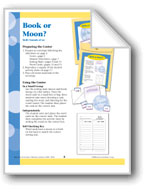 Book or Moon? (Sounds of /oo/)