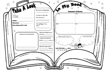 Book report poster-primary by Stacy Martens   Teachers Pay ...