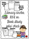 Book study/ literacy circles/ RTI