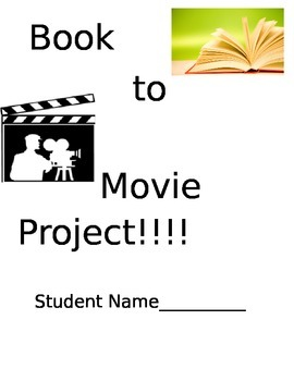 Book to Movie SSR Project