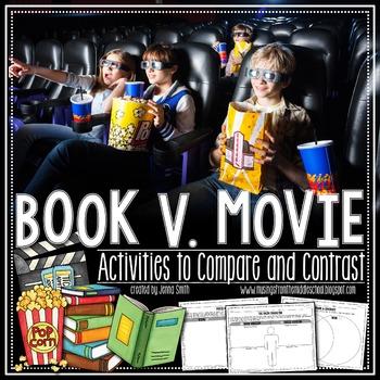 Book v. Movie FREEBIE
