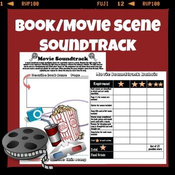 Book/Movie Scene Soundtrack