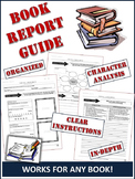 Book Report Template: A Clear, Step-by-Step Guide for Any Class!