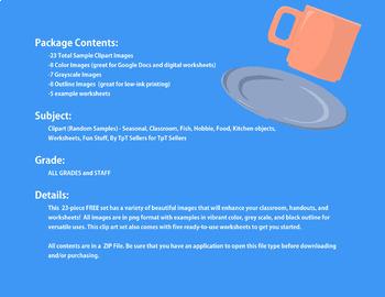 BookTree Tech Smashing Sampler ClipArt