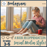 Bookagram-Book Recommendation/Reading Response