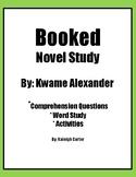 Booked Novel Study
