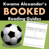 Booked by Kwame Alexander Reading Guides