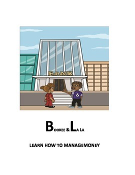Bookee and La La Learn to Manage Money - Unabridged