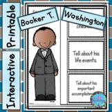 Booker T. Washington Writing - Great Black History Month Activity