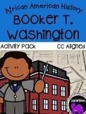 Booker T. Washington Activity Pack