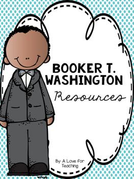 Booker T. Washington {Black History Month}