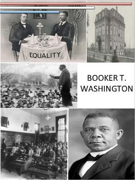 Booker T. Washington - Mini Unit