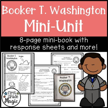 Booker T. Washington Mini-Unit for Black History Month