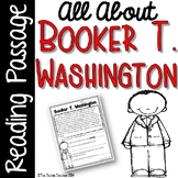 Booker T. Washington Reading Passage