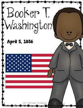 Booker T. Washington Research Report Bundle