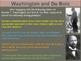 Booker T Washington & WEB Du Bois (PART 1 COMPARISONS) vis