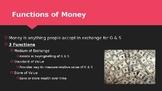 Economics: Money and Taxes PowerPoint