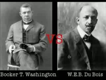 Booker T. Washington vs W.E.B. Du Bois Argumentative Essay