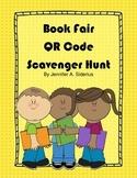 Book Fair QR Code Scavenger Hunt