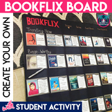 Bookflix Reading Bulletin Board Display Kit and Student Bo