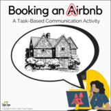Booking an Airbnb: Describing a Hotel Room, Task-Based Rol