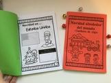 Booklet Libreto Navidades alrededor del mundo Christmas around the world spanish