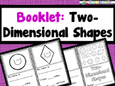 Booklet: Two-Dimensional Shapes (Geometry)