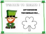 Booklet : Welcome to Ireland !