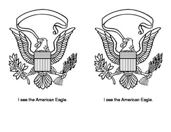 Booklet of American Symbols